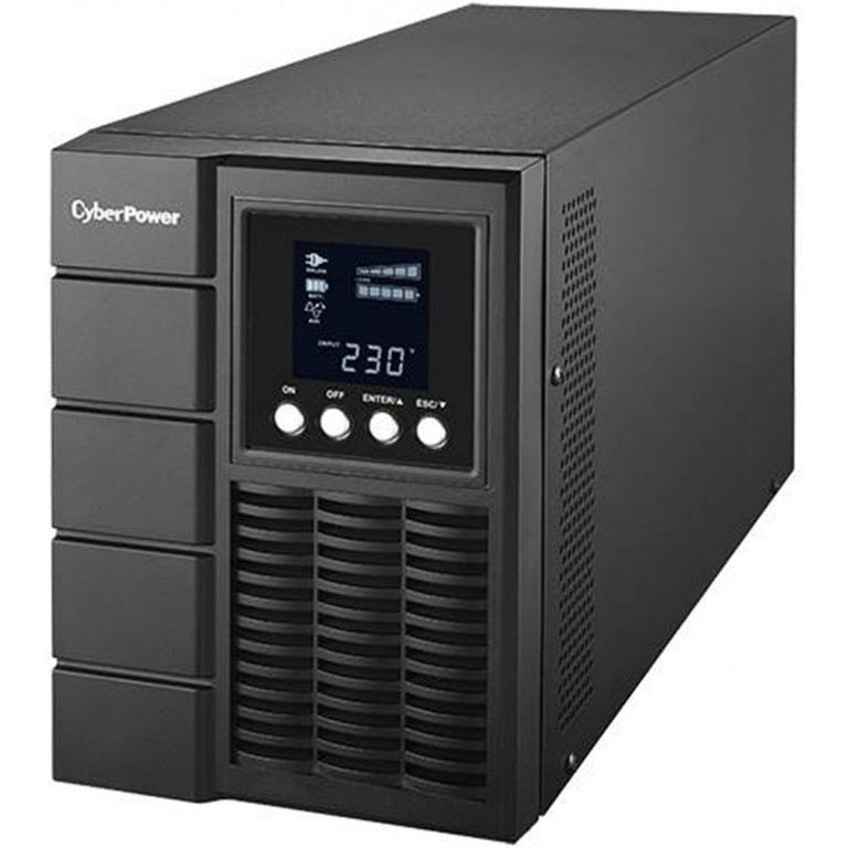 CyberPower OLS1500E 1500VA/1350W Online UPS LCD