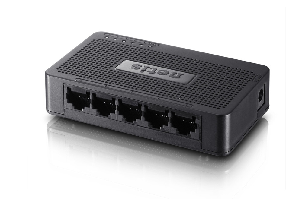 Netis ST-3105S Ethernet Switch 5port 10/100
