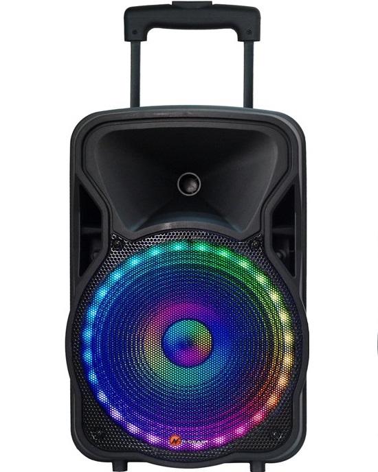 N-Gear FLASH1205 12'' Portable Speaker BT/USB/Mic