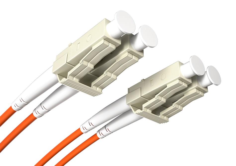 Fiber Patch Cord LC/-LC MM 50/125UM Duplex OM2 10.0m
