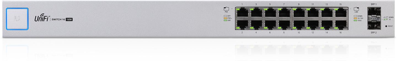 Ubiquiti UniFi US-16-150W 16-Port Gigabit PoE Switch